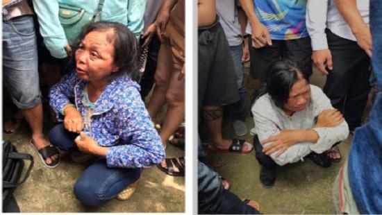 Hà Nội: Dân vây đánh hai người phụ nữ vì nghi bắt cóc trẻ em