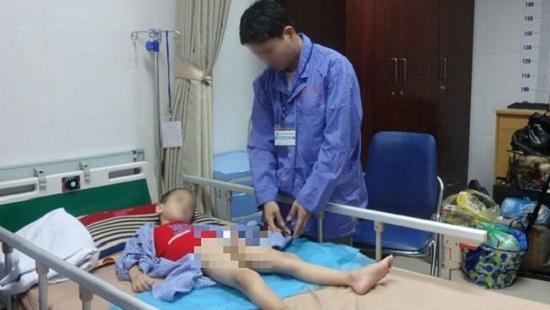 Vụ hàng chục trẻ lây sùi mào gà ở Hưng Yên: Công an vào cuộc