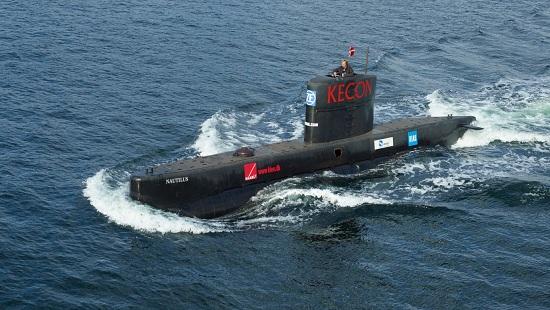 Tàu ngầm tư nhân lớn nhất thế giới chìm và sự mất tích bí ẩn nữ nhà báo Thụy Điển