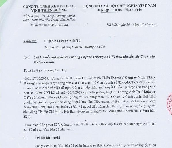 """Luật sư Trương Anh Tú: """"Các phát biểu của tôi trên báo chí là bảo vệ người tiêu dùng"""""""