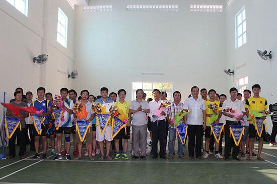 TAND tỉnh Quảng Trị tổ chức hội thao truyền thống năm 2017