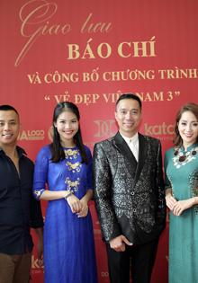 Vẻ Đẹp Việt Nam 3: Khánh Thi và vợ Chí Anh sẽ diễn chung sân khấu?