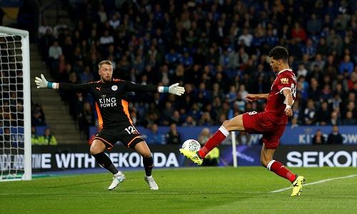 Leicester loại Liverpool ở trận ra quân Cup Liên đoàn