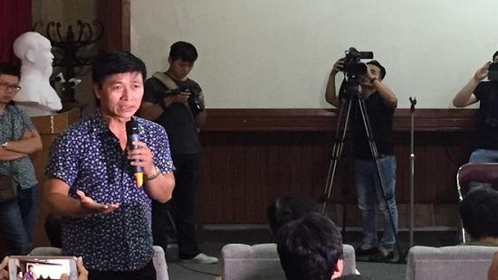 Cuộc đối thoại nảy lửa giữa nhiều nghệ sĩ của Hãng phim truyện Việt Nam và Ban lãnh đạo mới