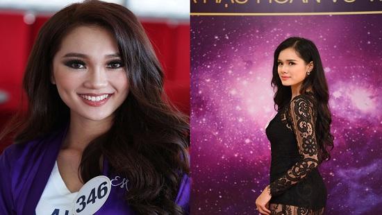 Lộ diện 10 nhan sắc đầu tiên vào bán kết Hoa hậu Hoàn vũ Việt Nam 2017