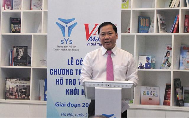 Thúc đẩy đam mê khởi nghiệp của thanh niên Việt Nam